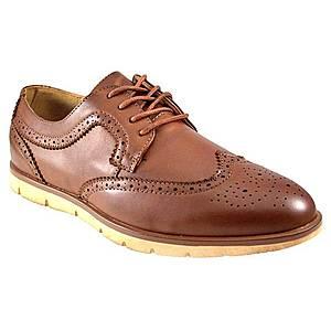 Pantofi barbati maro eleganti vintage II imagine