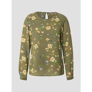 ONLY Bluză verde imagine