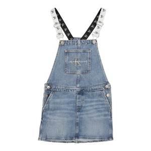 Calvin Klein Jeans Rochie 'DUNGAREE' denim albastru imagine
