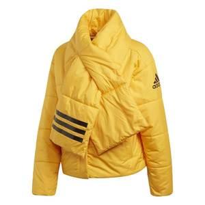 ADIDAS PERFORMANCE Geacă outdoor 'Big Baffle' galben / negru imagine