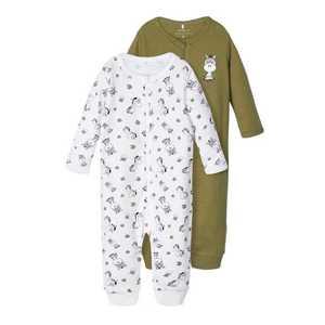 NAME IT Pijamale kaki imagine
