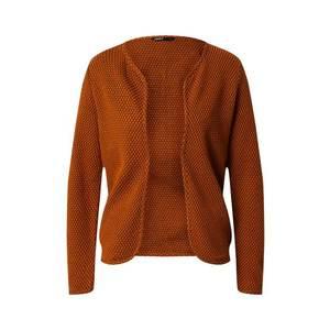 ONLY Geacă tricotată portocaliu imagine