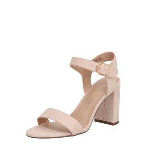 NEW LOOK Sandale cu baretă 'VIMS 4 - SDT 2PT BLOCK' bej imagine