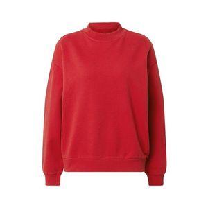 REPLAY Bluză de molton verde / negru / roșu imagine