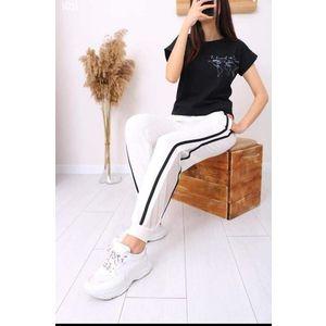 Pantaloni jogger cu plasa Fly imagine