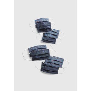 Set de masti de protectie reutilizabile unisex - 8 piese imagine