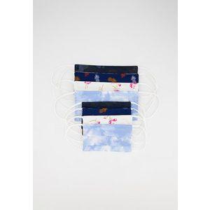 Set de masti de protectie unisex - 8 piese imagine
