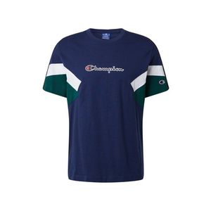 Champion Authentic Athletic Apparel Tricou alb / navy / verde închis / roșu / negru imagine