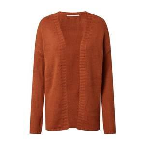 ONLY Geacă tricotată 'LEXI' portocaliu închis imagine