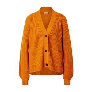 Noisy may Geacă tricotată portocaliu imagine