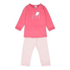 SANETTA Pijamale roz imagine