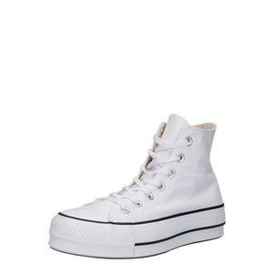 CONVERSE Sneaker înalt 'Chuck Taylor All Star Lift' alb / negru imagine