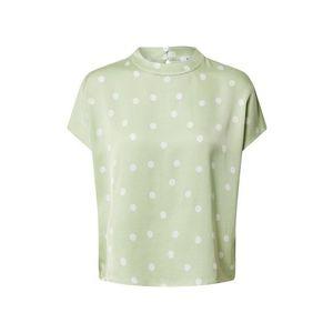 Bluza verde cu maneca scurta imagine