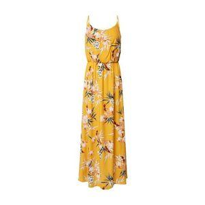 ONLY Rochie galben / culori mixte imagine