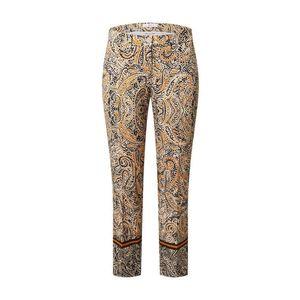 BRAX Pantaloni cu dungă 'Mara' muștar / negru / alb imagine