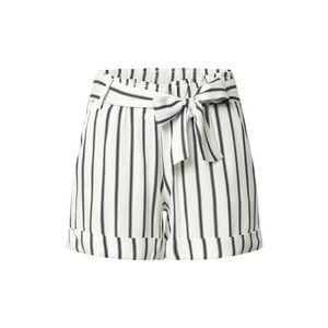 Hailys Pantaloni 'Lucia' offwhite / negru imagine