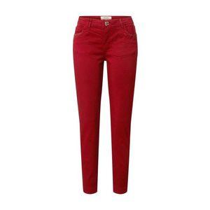 MOS MOSH Pantaloni 'Sumner Jewel' roșu imagine