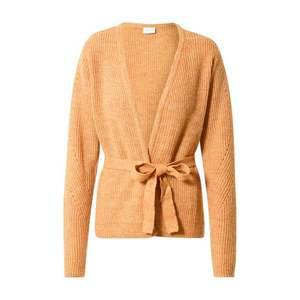 VILA Geacă tricotată portocaliu imagine
