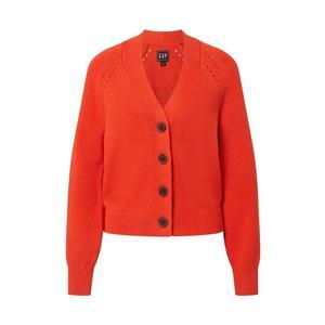 GAP Geacă tricotată portocaliu închis imagine