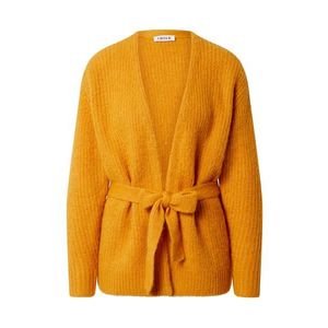EDITED Geacă tricotată 'Annika' portocaliu imagine