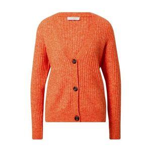 Freequent Geacă tricotată portocaliu imagine