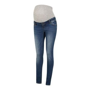 MAMALICIOUS Jeans albastru imagine