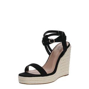CALL IT SPRING Sandale cu baretă 'GAGA' negru / bej imagine