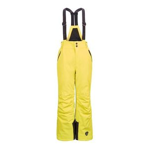 KILLTEC Pantaloni outdoor 'Gauror' galben neon / negru imagine