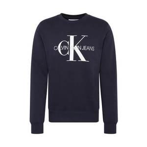 Calvin Klein Jeans Bluză de molton albastru imagine