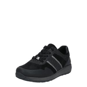 ARA Sneaker low negru / gri imagine