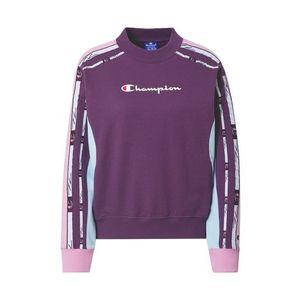 Champion Authentic Athletic Apparel Bluză de molton roșu deschis imagine