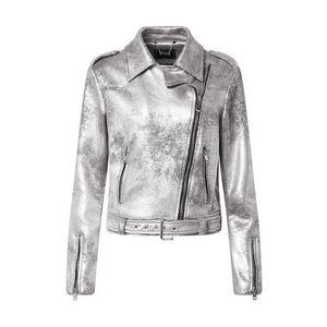 GUESS Geacă de primăvară-toamnă 'Isar' gri argintiu imagine