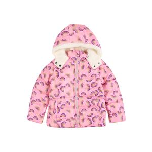 LEMON BERET Geacă de iarnă roz / culori mixte imagine