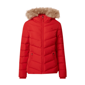 Calvin Klein Jeans Geacă de iarnă roșu imagine