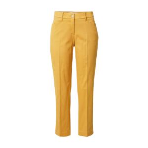 BRAX Pantaloni 'MARA' galben imagine