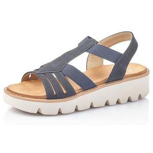 RIEKER Sandale albastru imagine