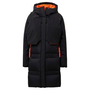 ADIDAS PERFORMANCE Geacă outdoor 'My Shelter' negru / portocaliu neon imagine