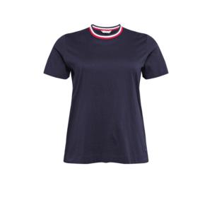 Tommy Hilfiger Curve Tricou albastru / roșu / alb imagine