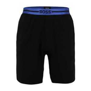 BOSS Casual Boxeri negru / albastru imagine