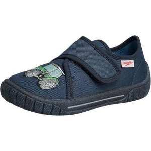 SUPERFIT Papuci de casă 'Bill' albastru noapte / verde deschis / gri deschis / negru / aqua imagine