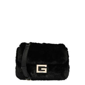 GUESS Clutch 'Gwen' negru / auriu imagine