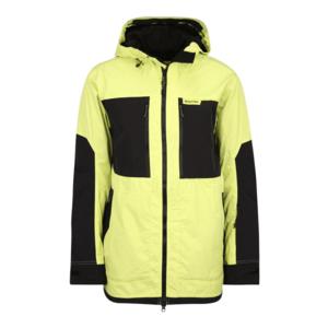 BURTON Geacă outdoor negru / galben imagine