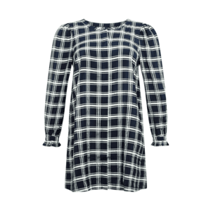 Zizzi Rochie tip bluză 'HARMONY' bleumarin / negru imagine