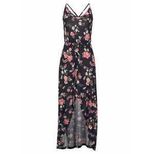 LASCANA Rochie de vară roz / negru imagine