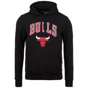 NEW ERA Pulover 'Chicago Bulls' negru / roșu deschis / alb imagine