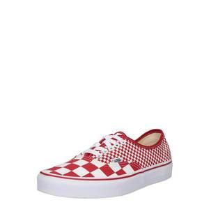 VANS Sneaker low 'UA Authentic' roșu / alb imagine