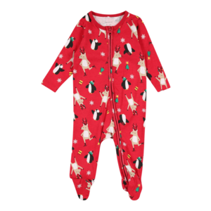 NAME IT Pijamale roșu imagine