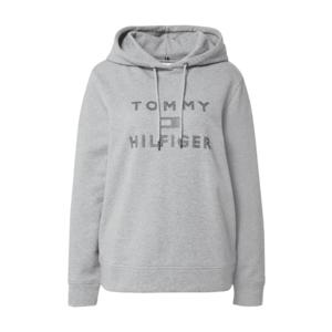 TOMMY HILFIGER Bluză de molton 'Tiara' navy / roșu / alb / gri amestecat imagine