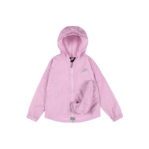 Nike Sportswear Geacă de primăvară-toamnă roz imagine
