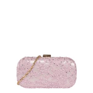 mascara Clutch 'LACE' roz imagine